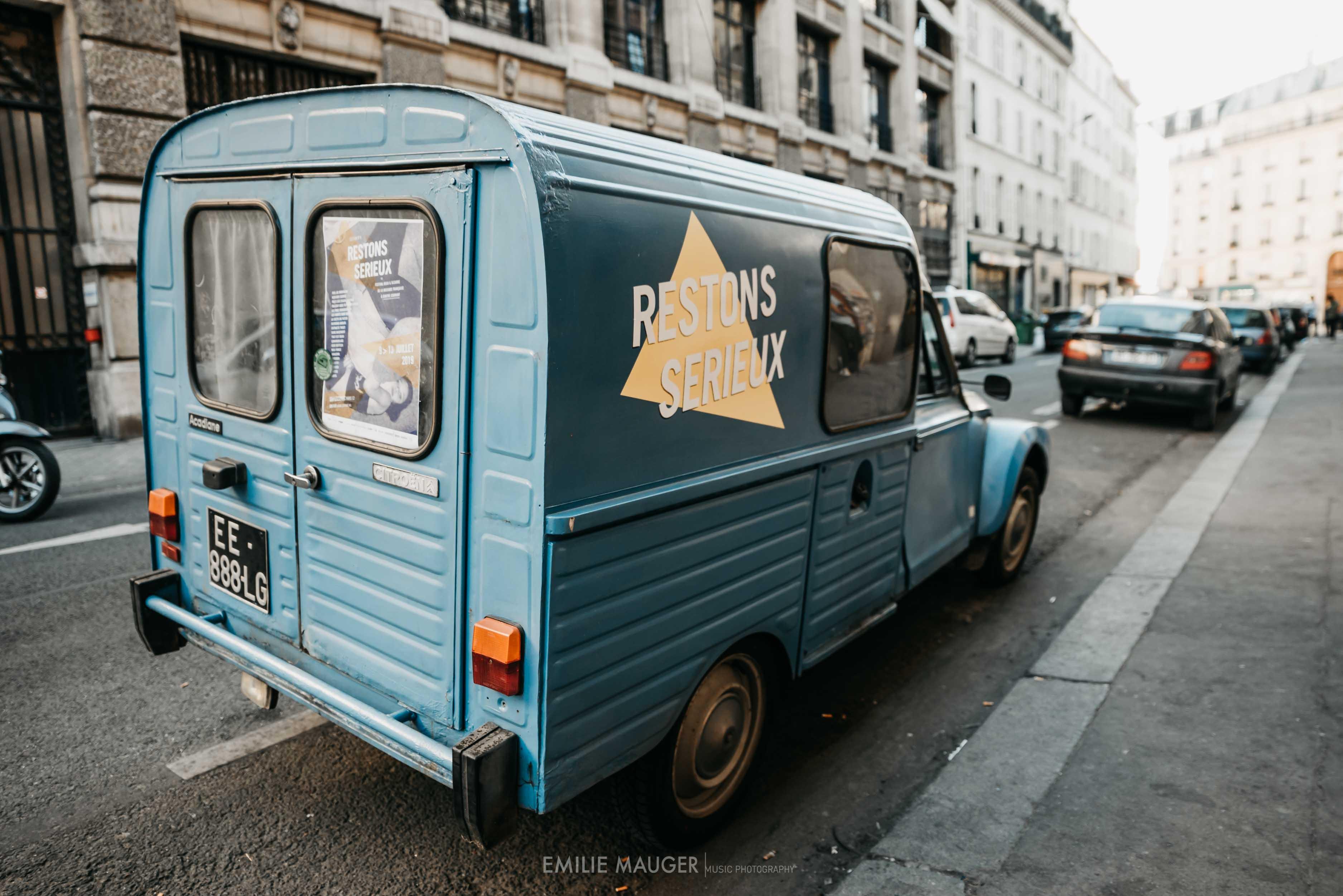 © Festival Restons Sérieux 2019 by Emilie Mauger